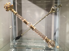 The Crystal Sceptre