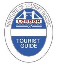 London Blue Badge Guide badge